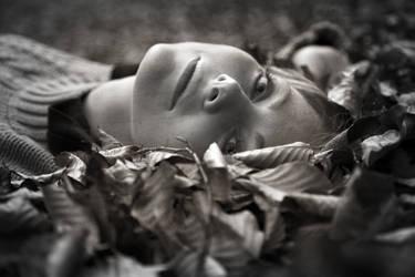 Autumn Lies by drefeyja