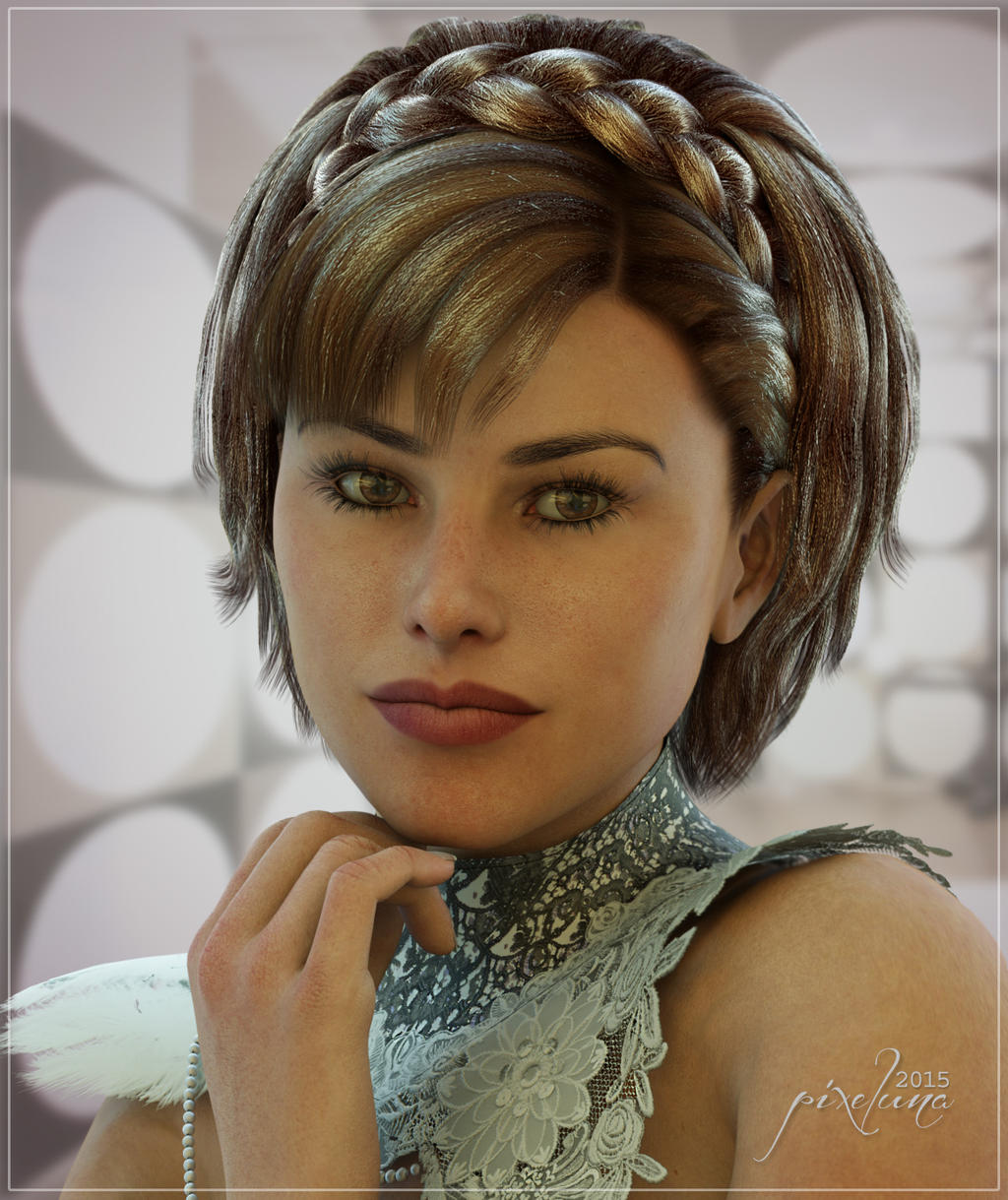 Lavinia by pixeluna