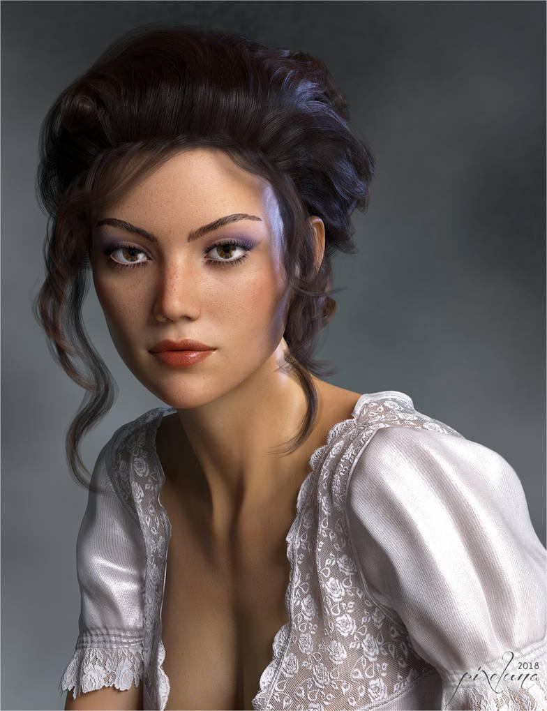 Rowan by pixeluna