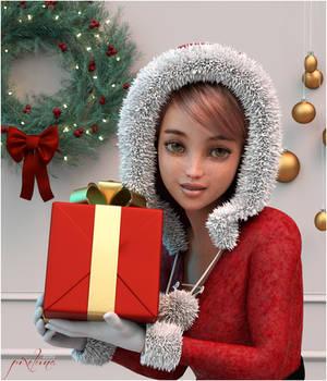 Merry ~ A Christmas Freebie