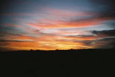 Tomar Sunset