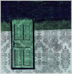 Door in progress by shoneon
