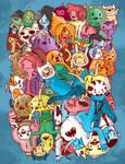 Adventure Time Mashup