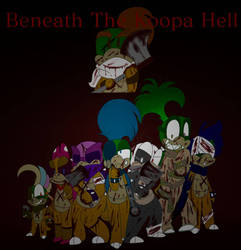 Beneath The Koopa Hell {Remake Art} by kitty4288