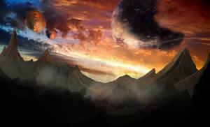 Sci Fi by pizdUrRart