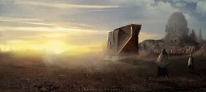 Tatooine.