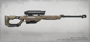 KH-11 'Raccoon' Sniper Rifle