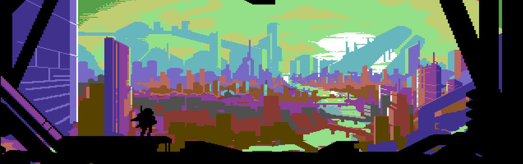 C64 CityScape 001