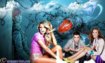 Gossip Girl by EternityOfLove