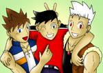 Rice, BoNoi y Raven