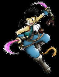 Usaka Gamer BoNoi Yitan by BoNoi