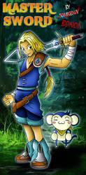 Master Sword (Tonikenjy) by BoNoi by BoNoi