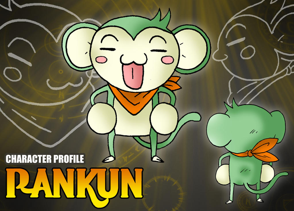 Ficha de personaje estilo RPG - Pankun