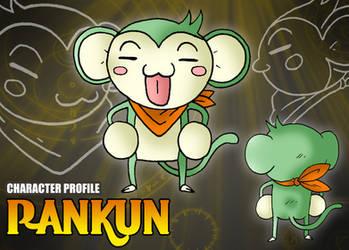 Ficha de personaje estilo RPG - Pankun by BoNoi