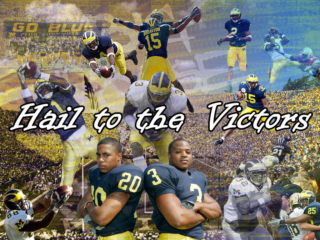 Michigan Football Wallpaper 2 By Jdubs