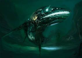 In The Deep Sea by TEnmoom