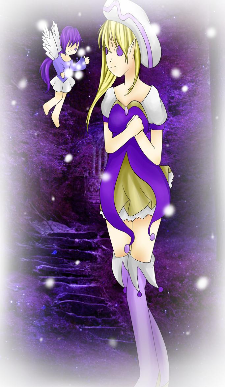 Magic Shino UTAU by RinCagamine