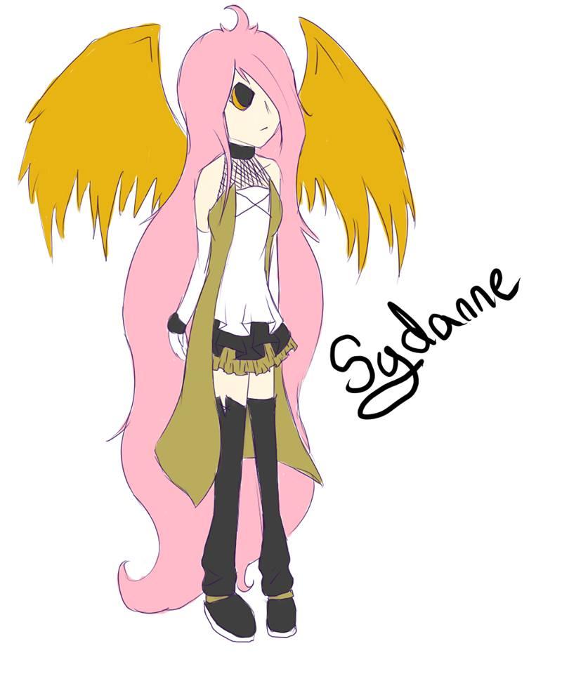 Sydanne OTOME Design by RinCagamine