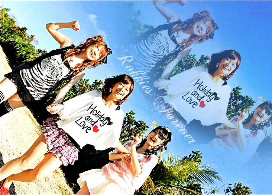 Rokkies Forever -- Wallpaper by AznNamiChan