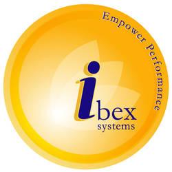 Ibex logo design by fluidbrush