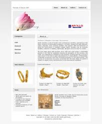 Apollo gold by fluidbrush