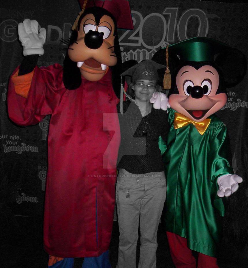 Disney Grad Nite 2010 by patorishikulove
