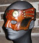 Staplehead half mask