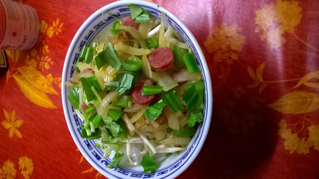 Vietnamese salad by Lie-Blood