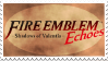 FE Echoes: Shadows Of Valentia | Fan Stamp by FALCHI0N