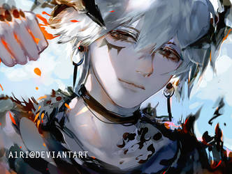 Cain (Dark Ver.) by A1RI