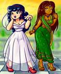 June '19 Pin-Up - Wedding Dresses