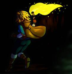 BotW2 Zelda by JezMM