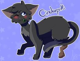 Cinderpelt by KittySundae