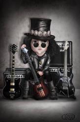 Sweet Child 'O' Mine (Doll-face Slash) by Rickochet12