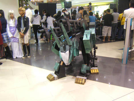 Zoids Cosplay -1 of 2-