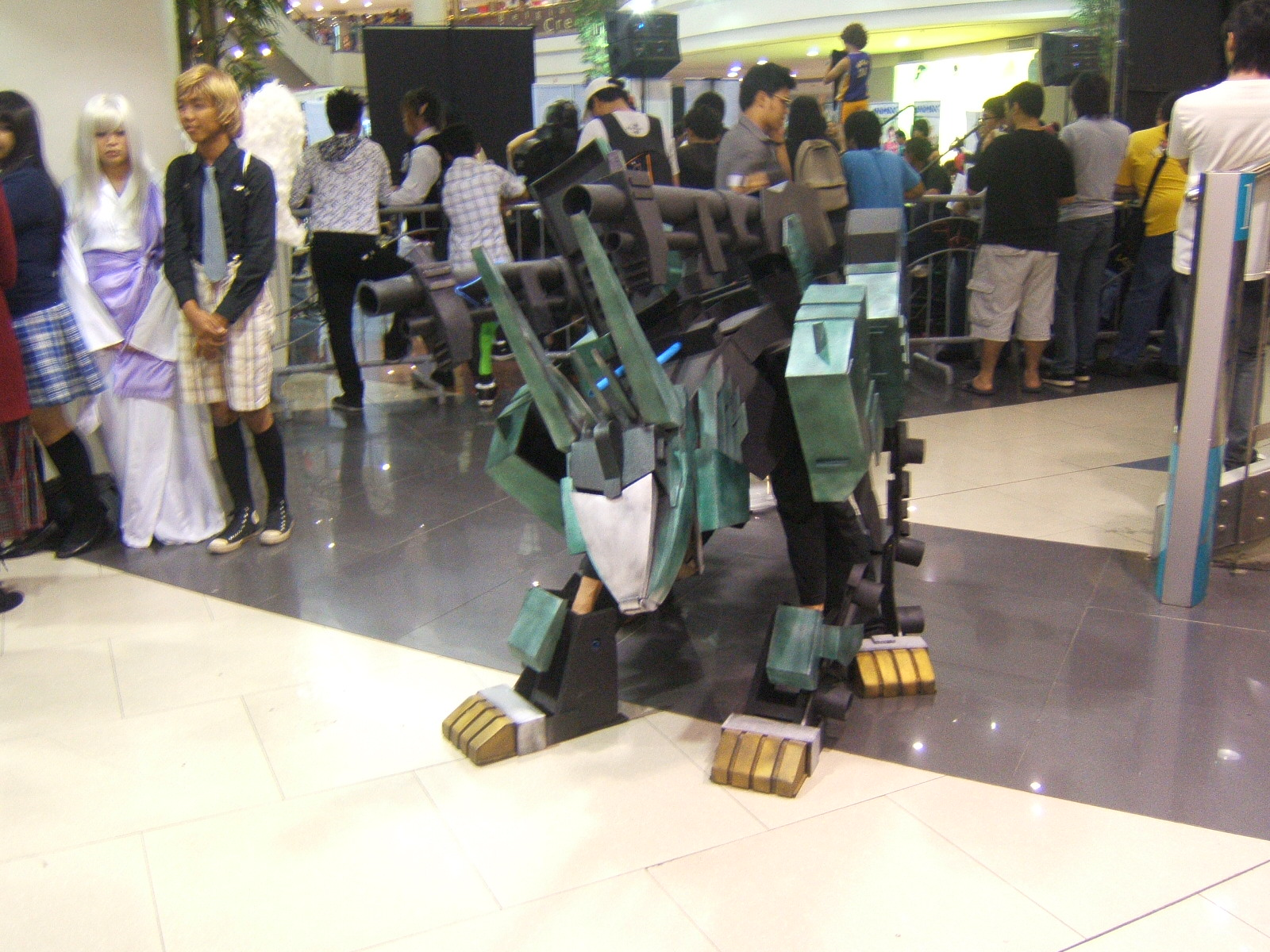 Zoids Cosplay -1 of 2- by junkosakura01