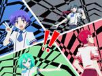 Baka to Test to Shoukanjuu Ni! All Out Attack 1