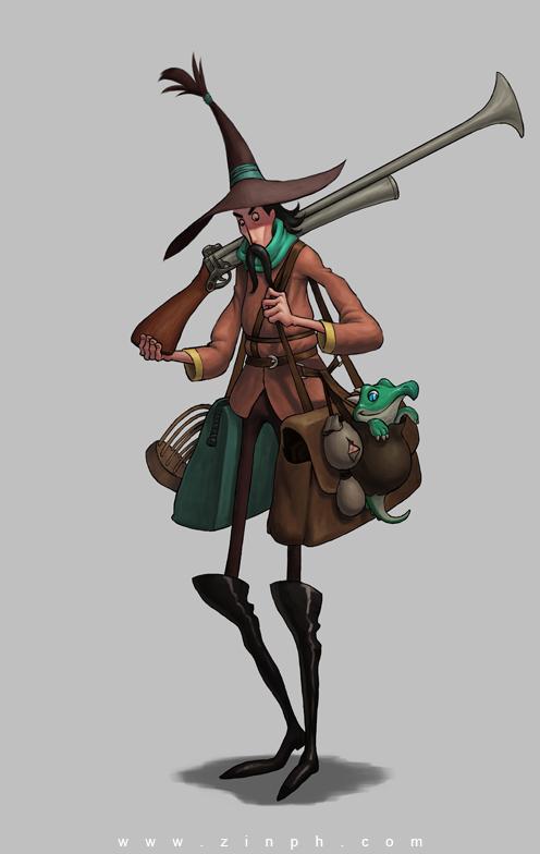Dragon Hunter by zinph1212