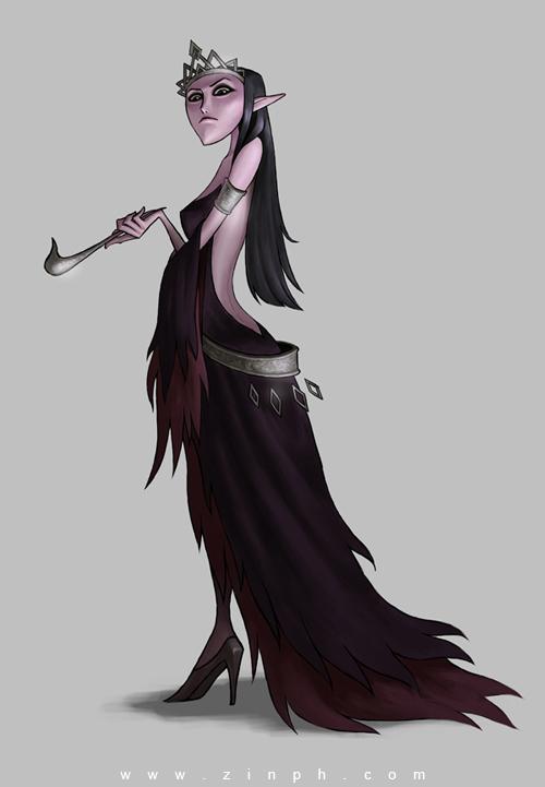Evil Queen by zinph1212