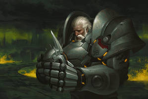 Sad Reinhardt by zinph1212