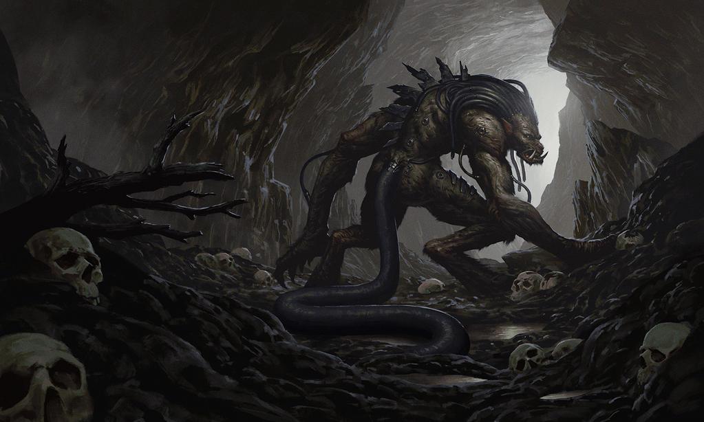 mutant werewolf by zinph1212 on deviantart