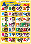 Learn the Alphabet with MJ!