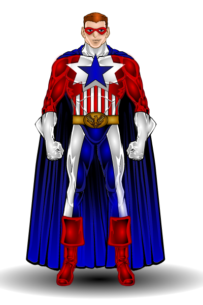 Major Patriot by djuby