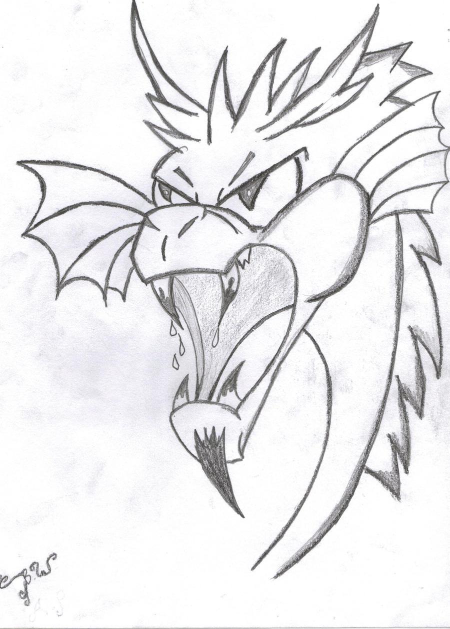 Dragon Head By Wolf pack leader On DeviantArt