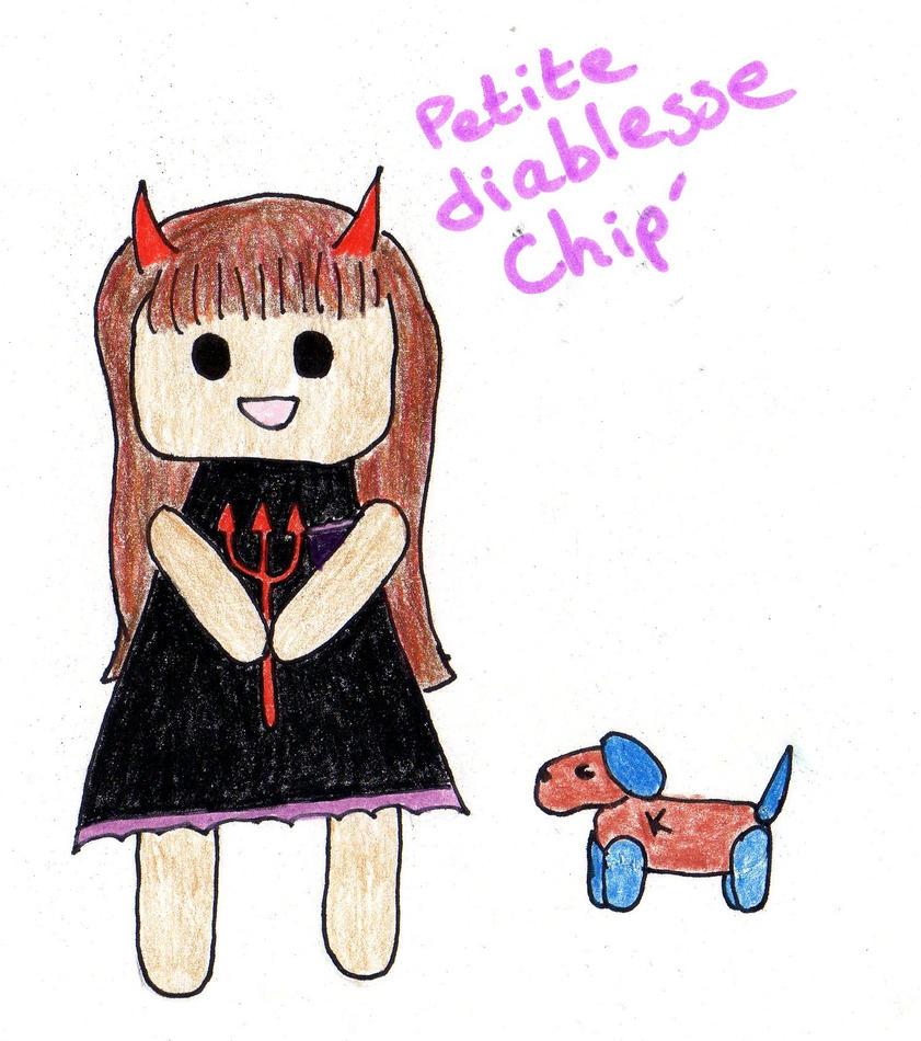 Petite diablesse x3 by hikaru552 on deviantart - Petite diablesse ...