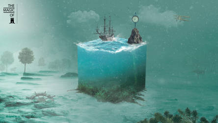 Aqua by PixxiCastle