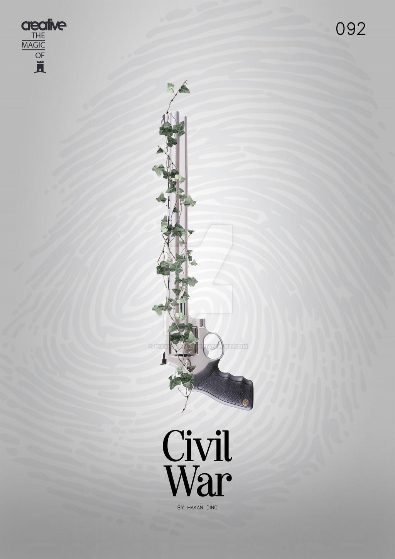 Civilwar by PixxiCastle