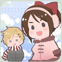 Noto and Yamato Christmas by Janshee