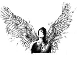 angel by SpookyRoses on DeviantArt