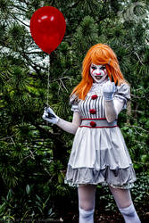 LaineyCat Cosplay | You'll Float Too!